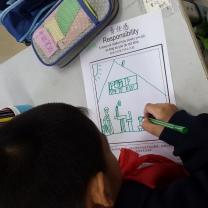 Virtues in Us in Schools – Art Activities