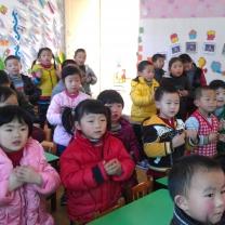 Virtues grow in Guizhou Anshun Experimental Kindergarten