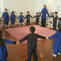 virtue class in Family Learning House